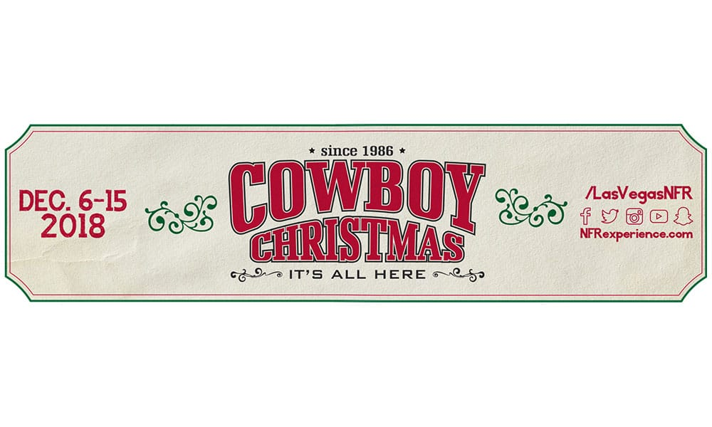cowgirl magazine NFR trade shows cowboy Christmas Las Vegas convention center
