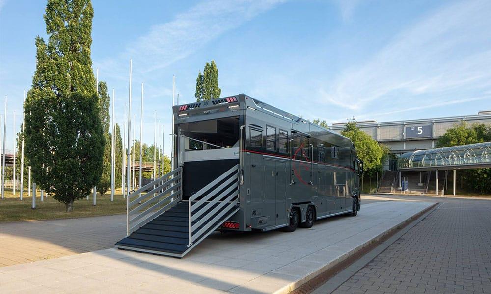 horse trailer travel bus cowgirl magazine
