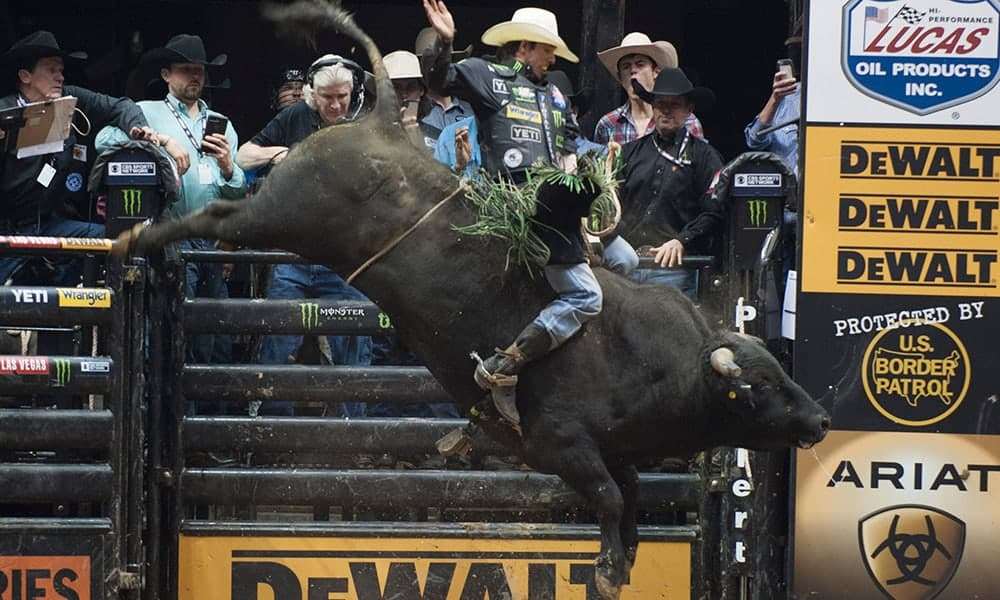J.B. Mauney PBR NFR Bull Rider Cowgirl Magazine
