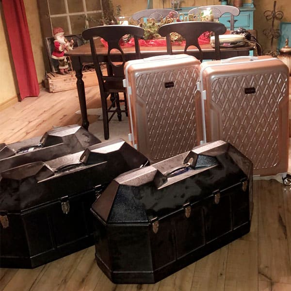 luggage hat cans pro packing tips cowgirl magazine