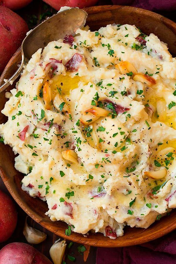 Mashed Potatoes Recipes cowgirl magazine