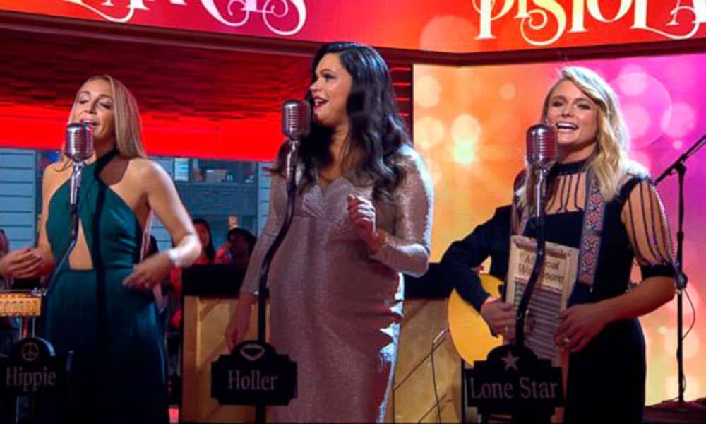Ashley Monroe Angaleena Presley Miranda Lambert Pistol Annies Interstate Gospel Good Morning America Cowgirl Magazine
