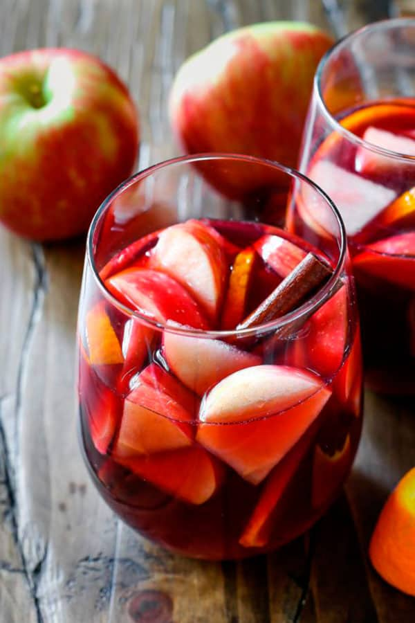 sangria recipes holiday drinks cowgirl magazine