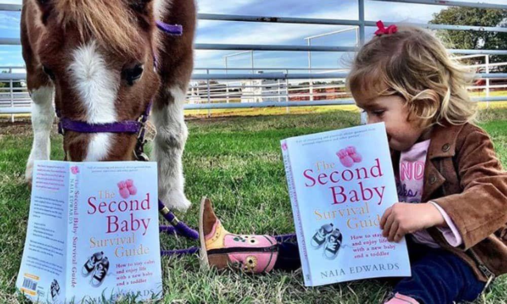 Shea Fisher Durfey baby announcement cowgirl magazine