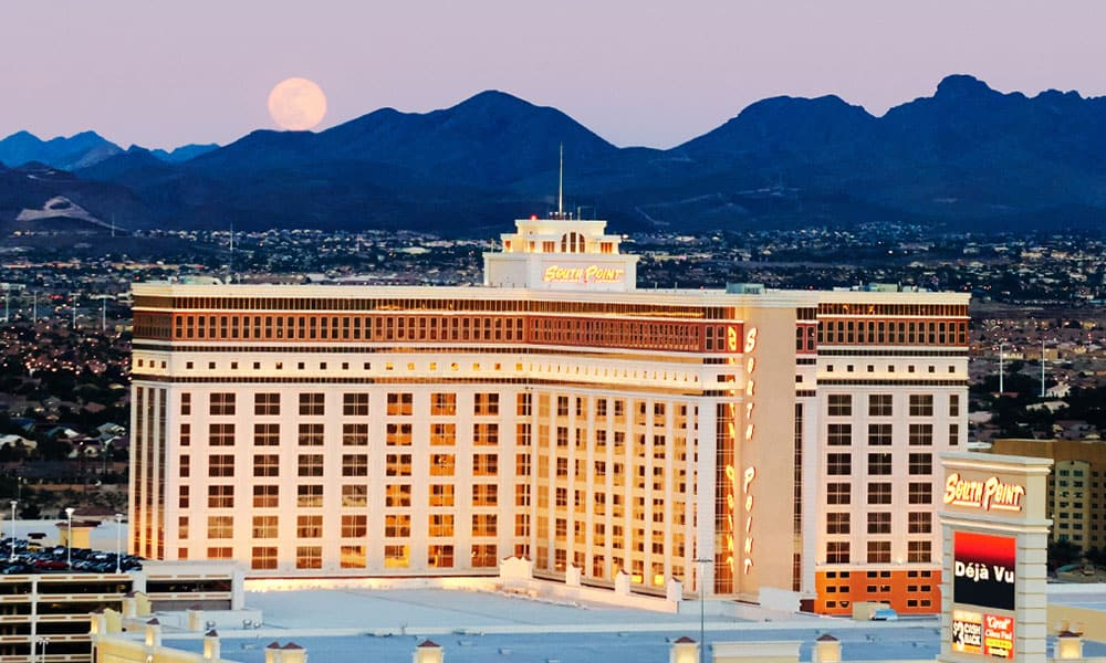 The South Point Will Be The Cowboy Capital Of Las Vegas During The