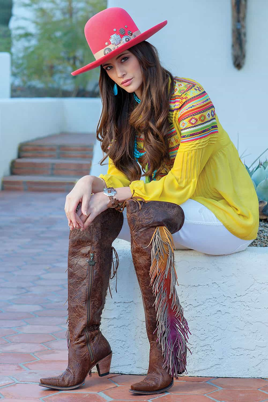 cowgirl fashion by ken amorosano