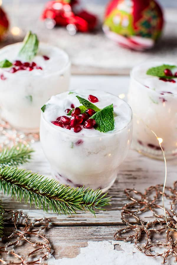 Christmas Drinks Boozy Beverages Cowgirl Magazine