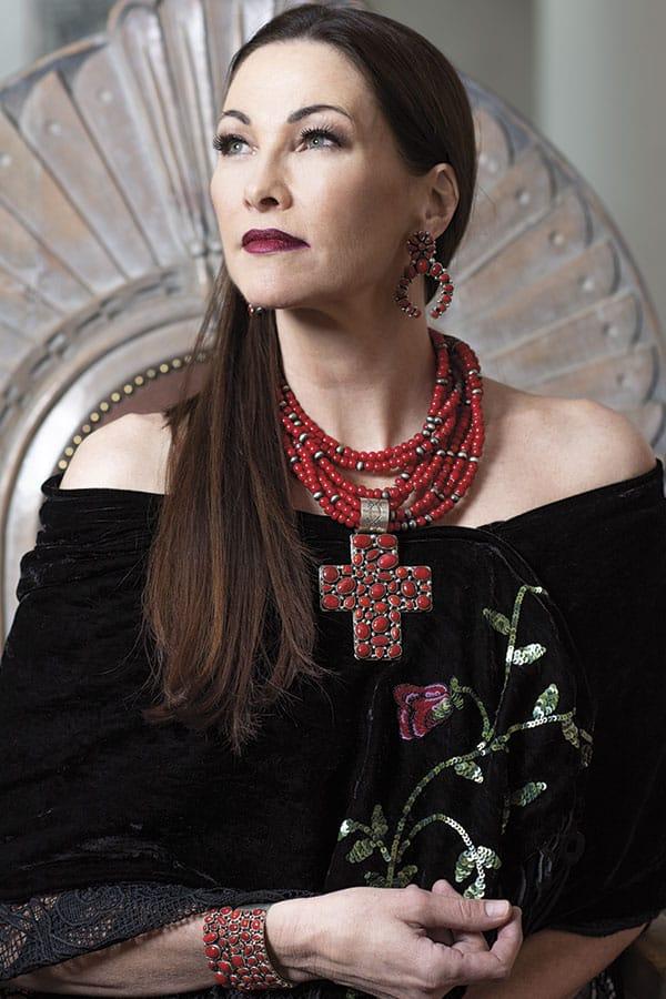 romancing santa fe fashion cowgirl magazine