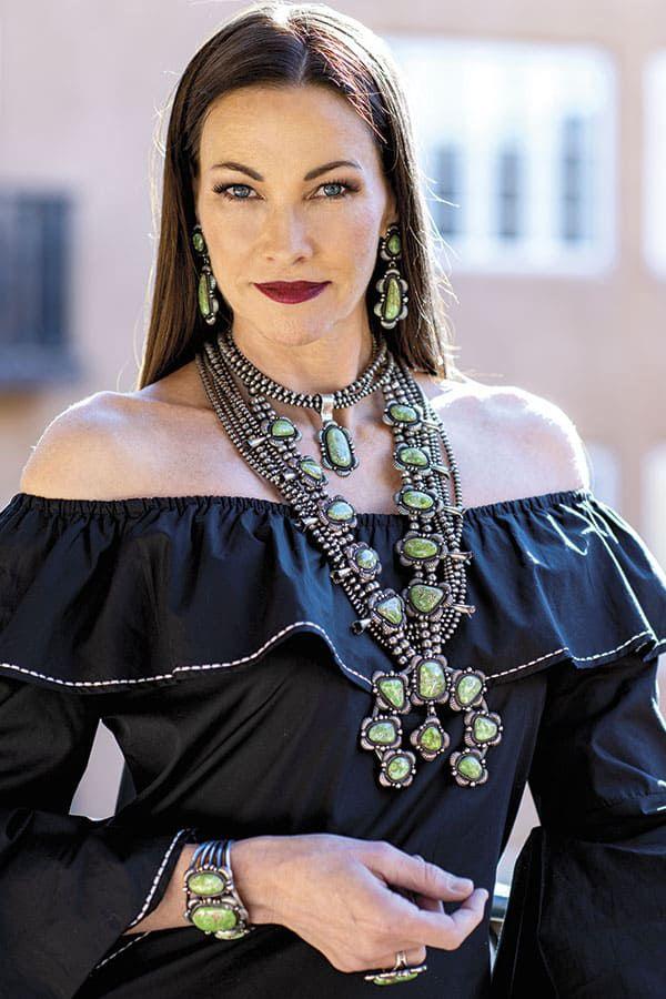 romancing stones santa fe fashion cowgirl magazine
