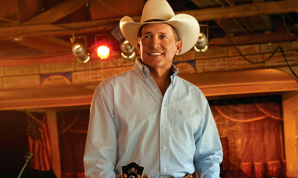 George Strait Las Vegas Wrangler National Finals Rodeo Cowgirl Magazine