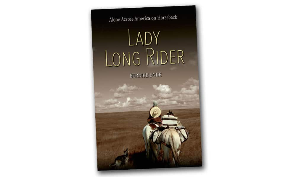lady long rider book cowgirl magazine