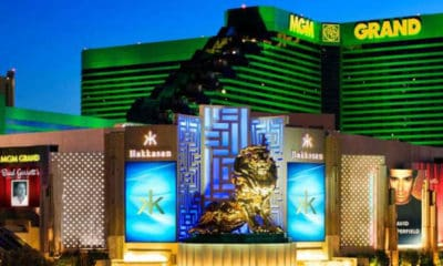 hotel hotels Las Vegas cowgirl magazine MGM Grand