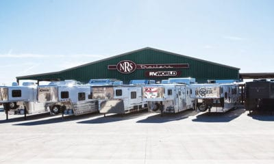 NRS Trailers nrs world cowgirl magazine