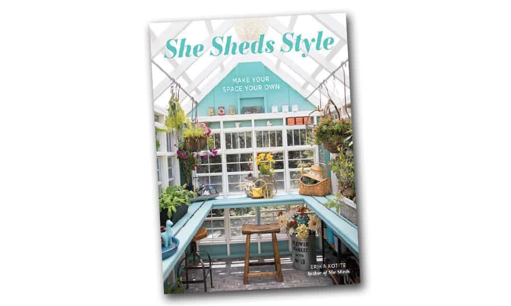 She Sheds Style Erika Kotite Cowgirl Magazine