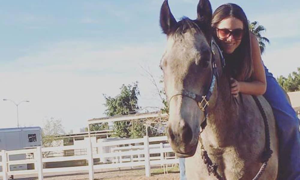 unspoken bond horse rider cowgirl magazine