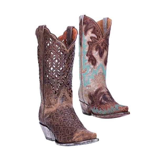 dan post all eyes on me peek a boo boot cowboy western cowgirl magazine