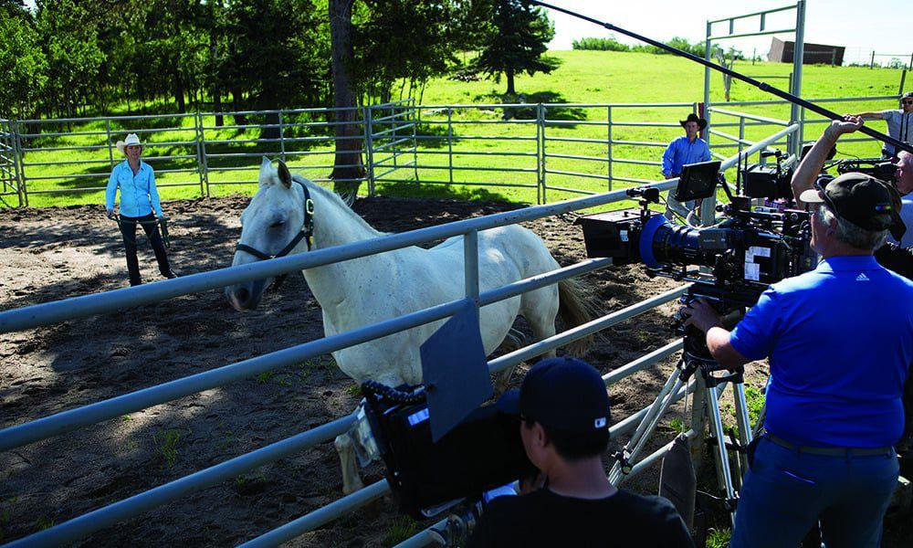heartland amber marshall amy fleming horse cbc televison show cowgirl magazine