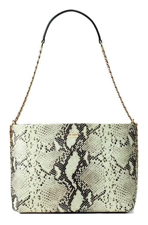 snake snakeskin kate spade python purse bag cowgirl magazine
