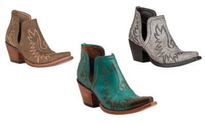 Ariat Dixon cowgirl magazine
