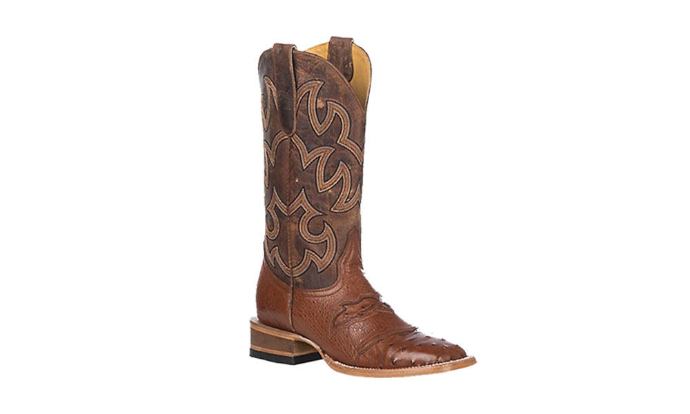 cavenders old gringo cowgirl magazine ostrich