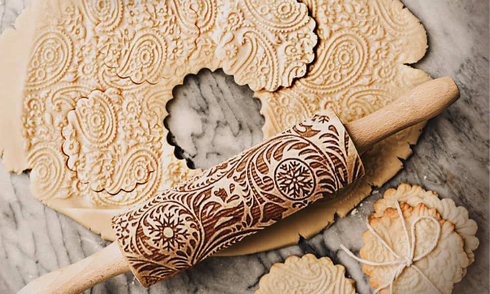 decorative rolling pin rolling pins cowgirl magazine