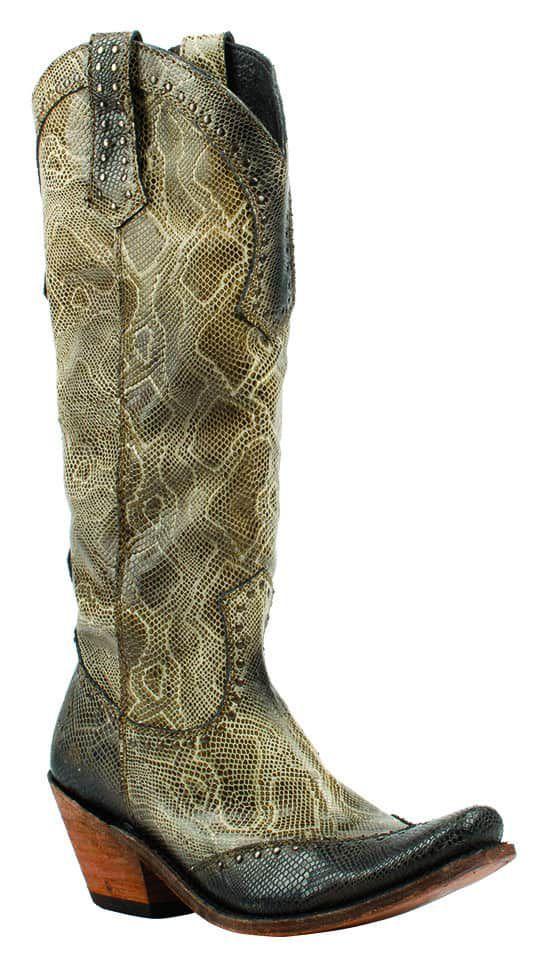 boot tall liberty black breton cowboy western cowgirl magazine
