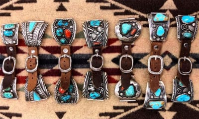 new wild horse Watchin bands turquoise jewelry cowgirl magazine