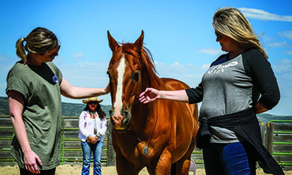 horse riding park city utah cowgirl magazine