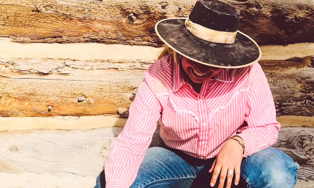 Adrian Buckaroogirl Brannan Dear Cowgirl Homestead Cowgirl Magazine