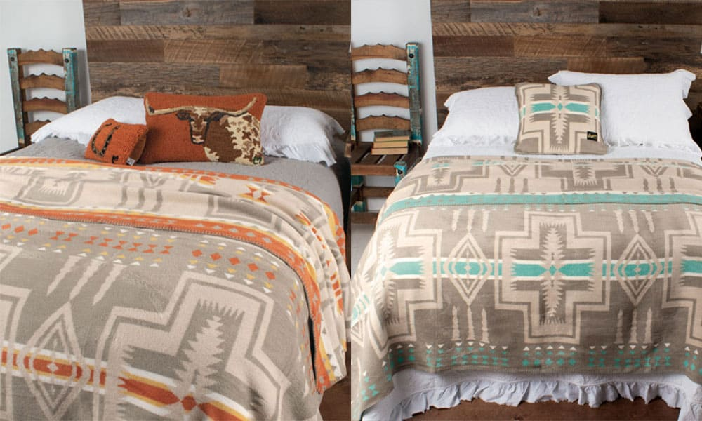 beautiful bedding affordable price rods rod's rods.com cowgirl magazine