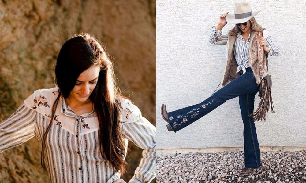 cruel denim cowgirl magazine western fashion