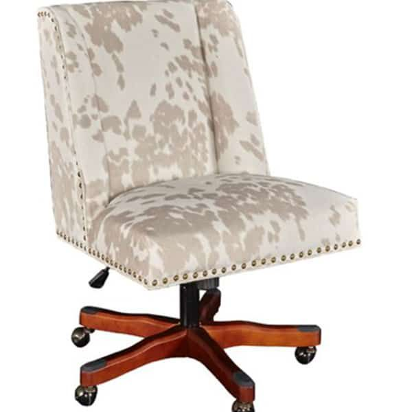 home office heaven Suzie crooch velvet brumby cowgirl magazine office chair