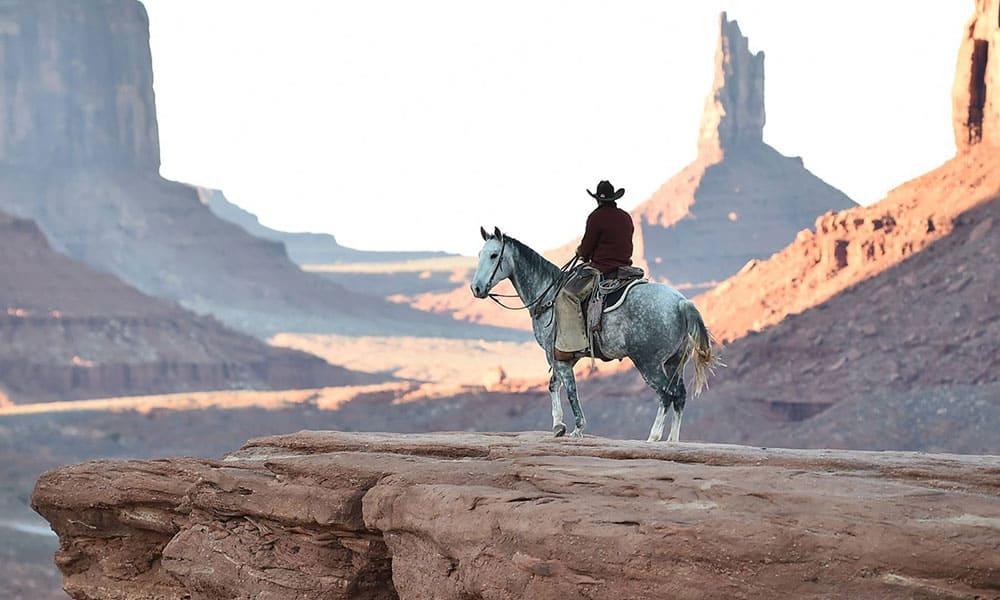 Derrick Begay Yeti Navajo Son Cowgirl Magazine