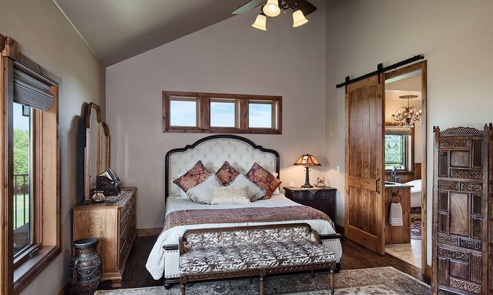 western luxury bedroom cowgirl magazine
