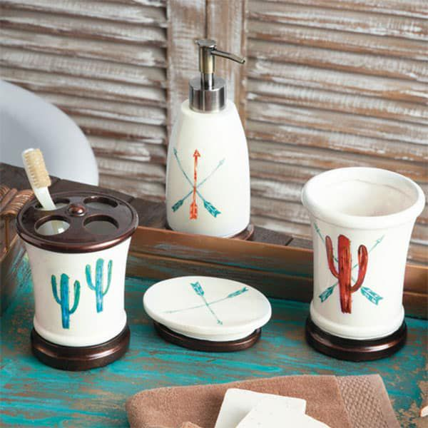 cactus in color collection rods cowgirl magazine set