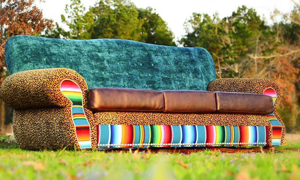 desert canary designs custom couch
