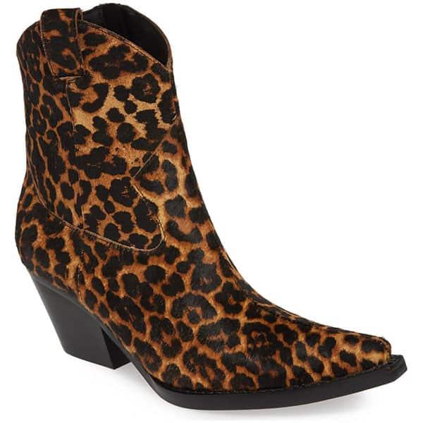 Jeffrey campbell cowgirl magazine leopard