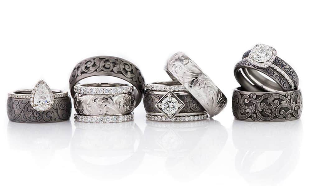 reads jewelers cowgirl magazine engagement rings wedding