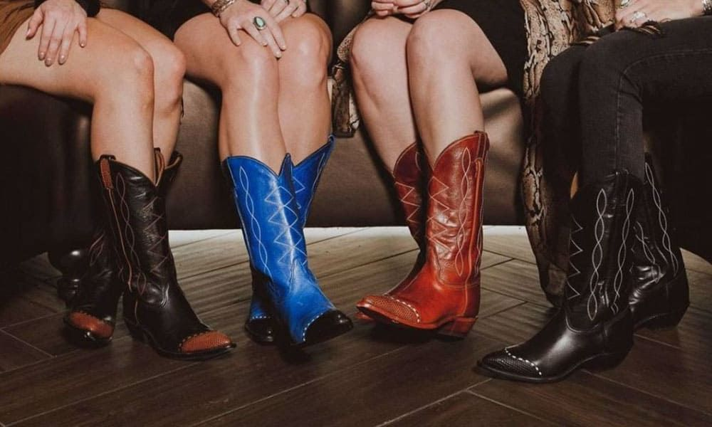 Tony lama boots boot wingtip boot wingtip boots cowgirl magazine