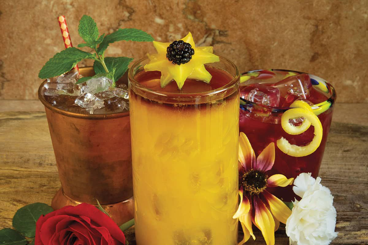 triple crown cocktails recipes cowgirl magazine