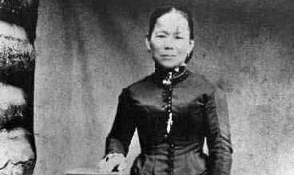 Ah-Toy was a Chinese settler who arrived in California and became a prostitute