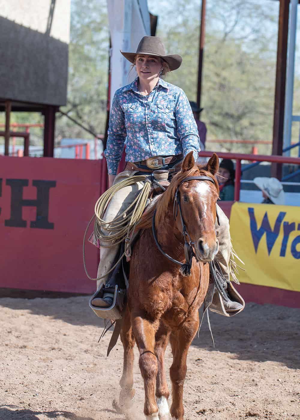reata brannaman art of the cowgirl horse riding cowgirl magazine