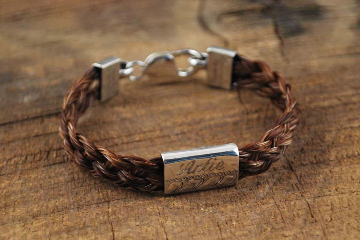 im silver bracelet cowgirl magazine