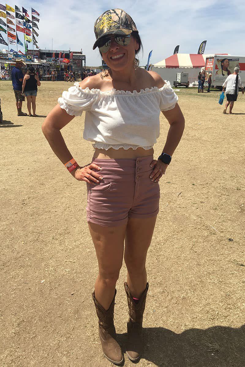 country thunder festival fashion cowgirl magazine