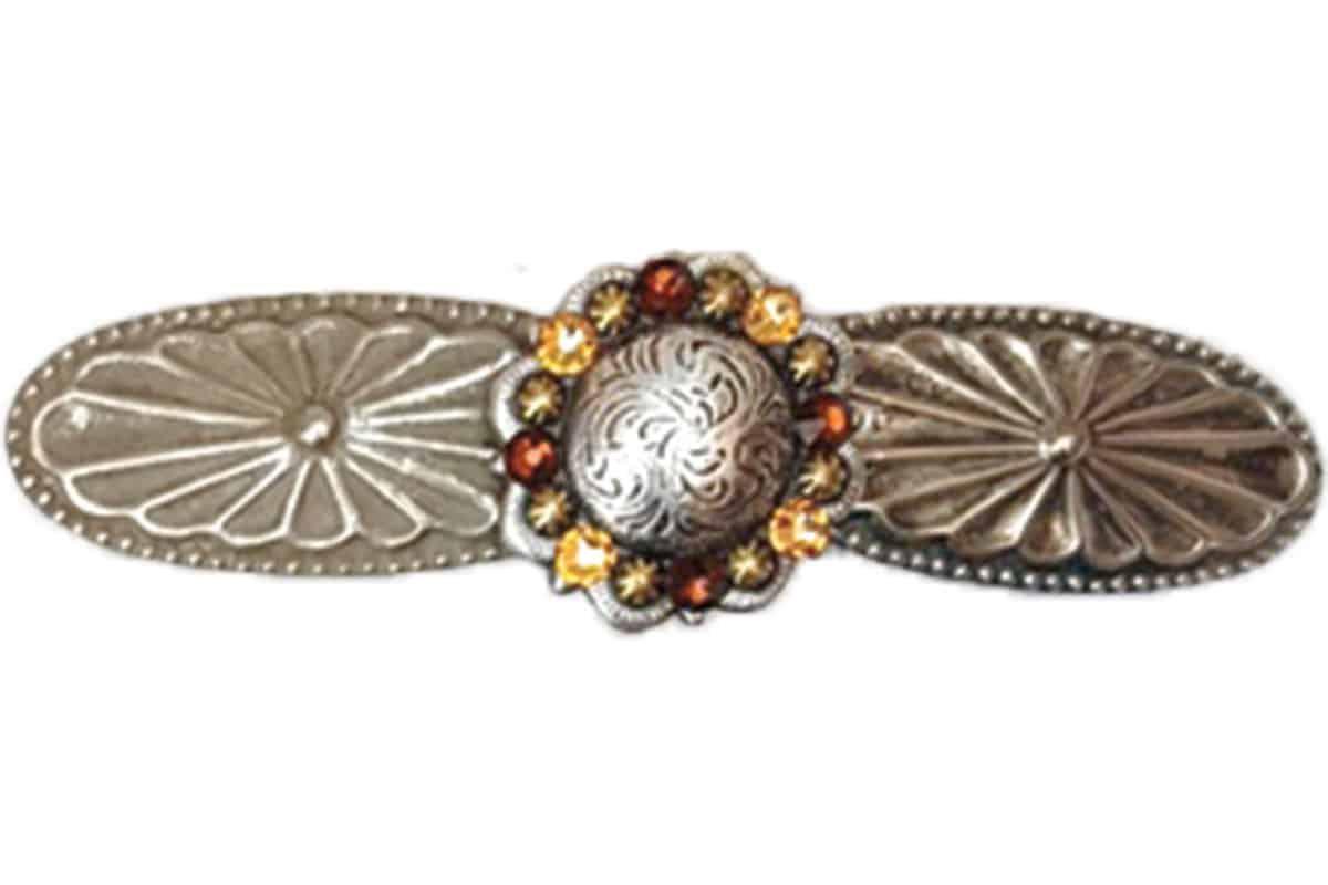 julie rose silver barrette cowgirl magazine