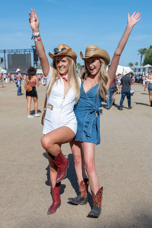 stagecoach street style cowgirl magazine
