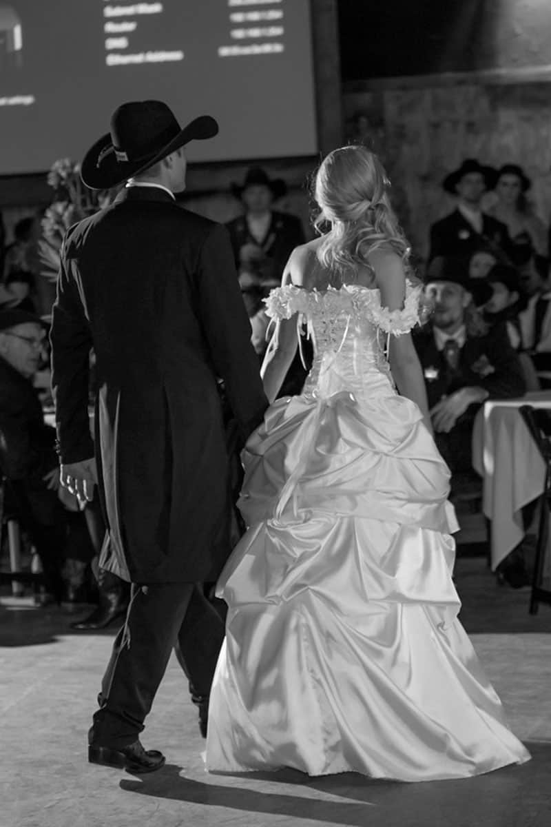 tuf and tif cooper wedding cowgirl magazine