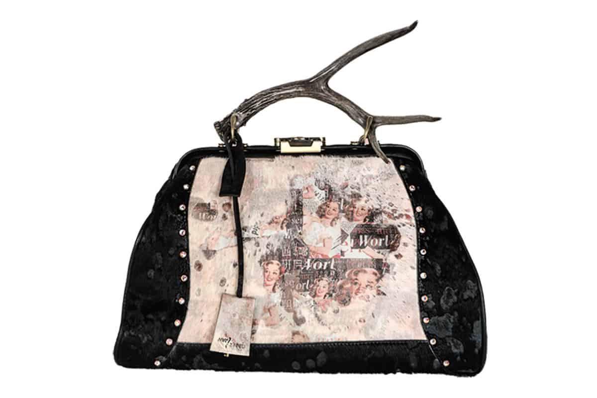 pearl heart weekender bag raw refined bags cowgirl magazine