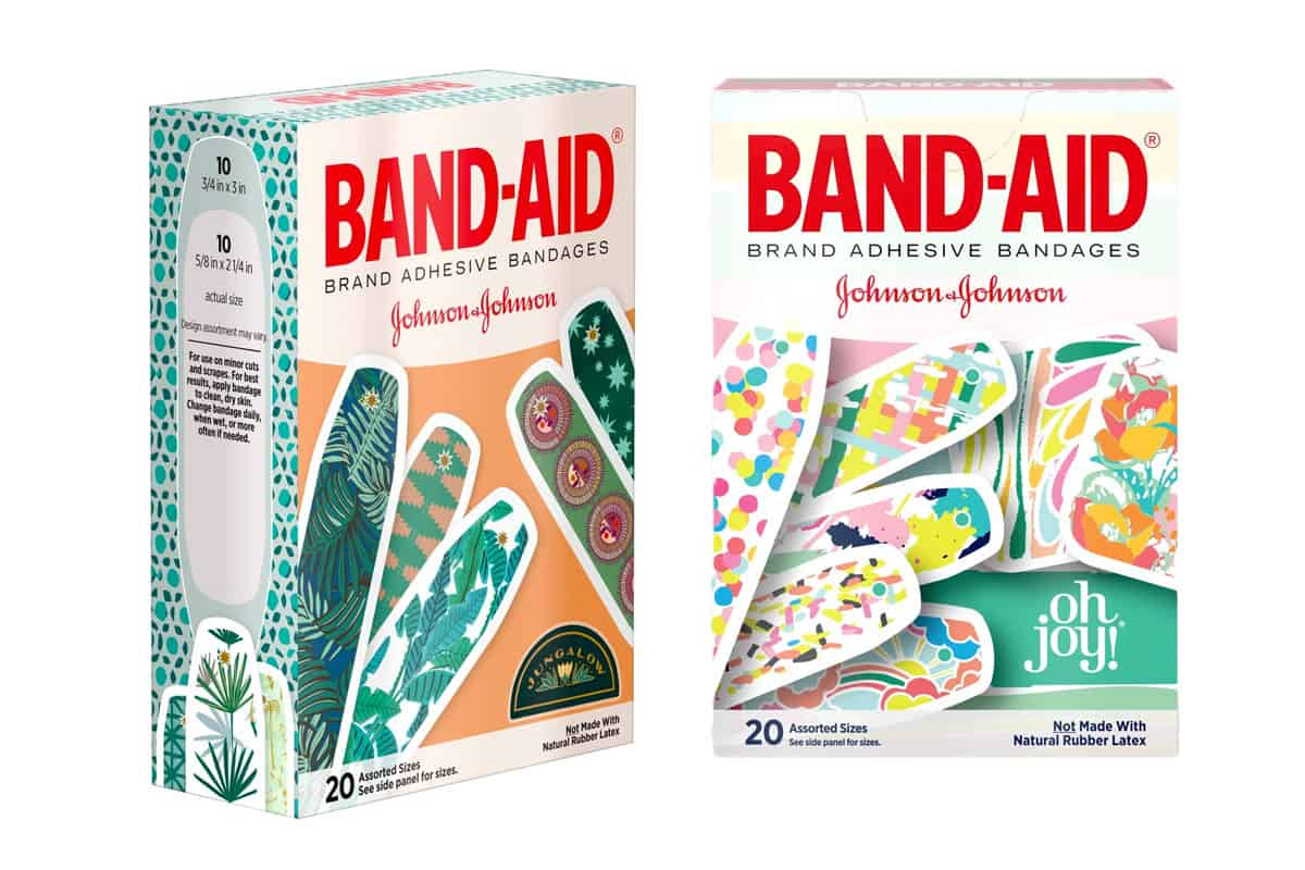 bandaids from target cowgirl magazine