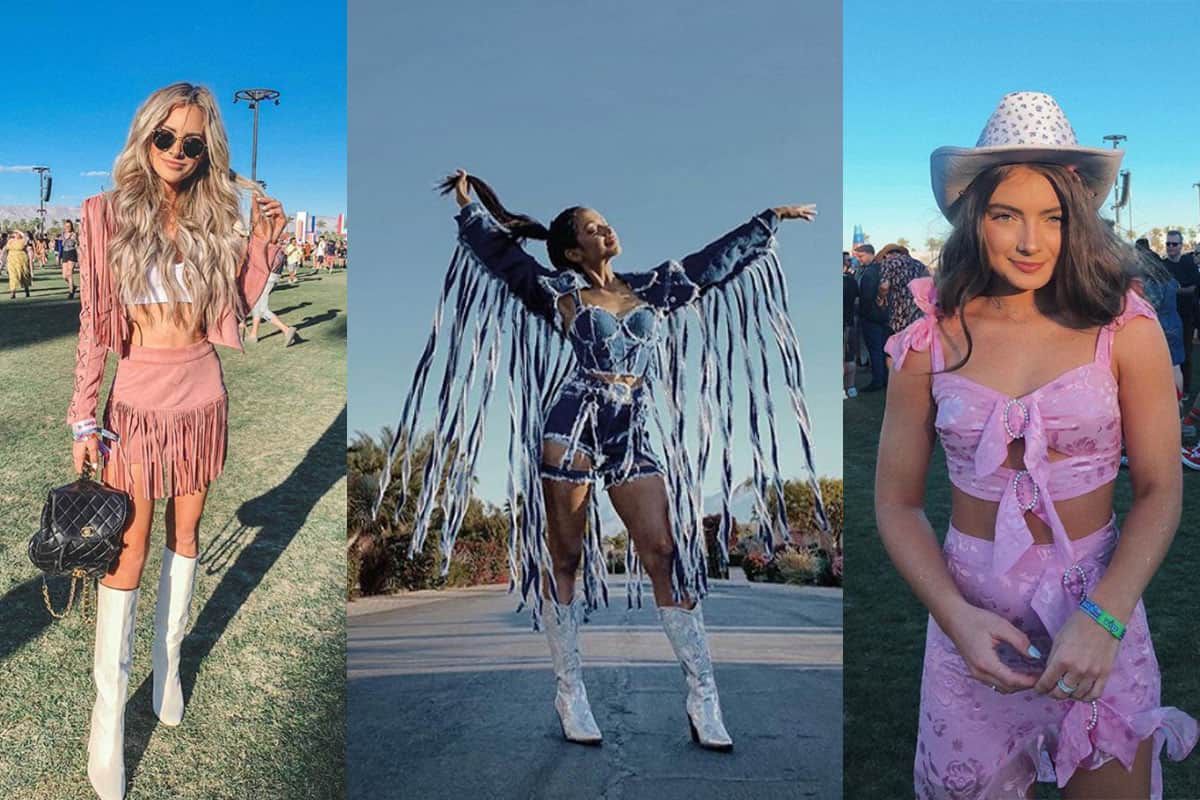 coachella western fashion takeover cowgirl magazine